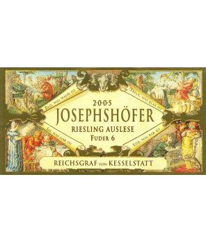"JOSEPHSHÖFER (M) ""Tonel 6"" Auslese-GK 2005 0,375l"