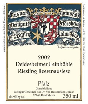 Leinhöhle BA 2002
