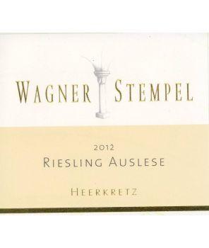 HEERKRETZ Riesling Auslese 2012 0,5l