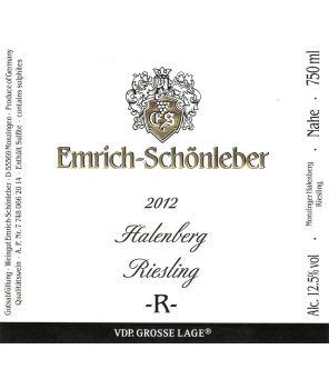 HALENBERG -R- Riesling GL 2012 1,5l