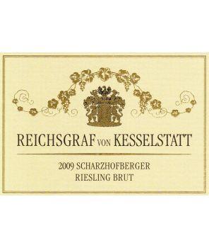 SCHARZHOFBERGER Riesling Sekt Brut GL 2009 0,75L