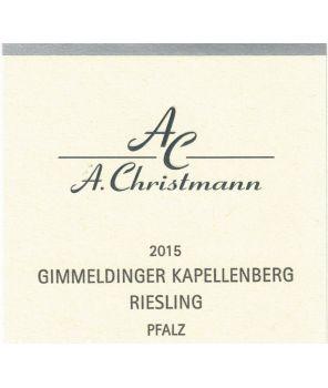 """Kapellenberg """"VDP.Erste Lage"""" Riesling Trocken 2015 0,75l"""