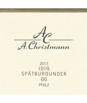 IDIG Spätburgunder (Pinot Noir) GG 2013 0,75l