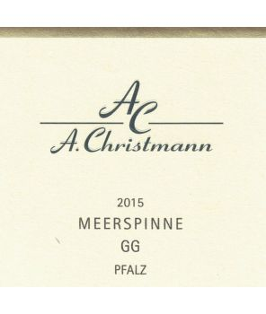 MS-MANDELGARTEN Riesling GG 2015 0,75l