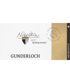 """""""Nierstein"""" Riesling Trocken 2015 0,75l"""