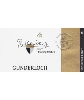 ROTHENBERG Riesling GG 2015 0,75l