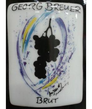"""""""Georg Breuer Brut"""" Sekt 2010 0,75l"""