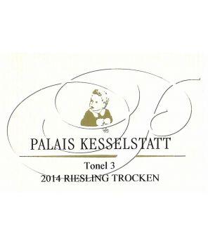 """""""Palais Kesselstatt Trocken Tonel 3"""" Riesling 2014 0,75l"""