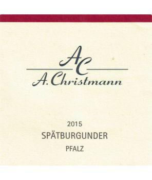 """Pfalz Spätburgunder"" (Pinot Noir) Trocken 2015 0,75l"