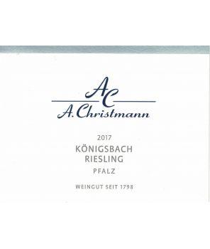 """Königsbach Riesling"" Trocken 2017 0,75l"