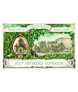 "ABTSBERG (M) ""Superior"" Riesling GL 2017 0,75L"