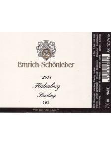 HALENBERG Riesling GG 2015 3l