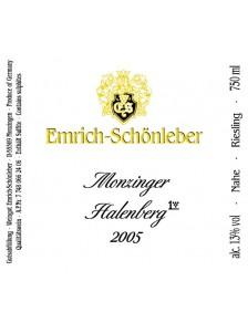 HALENBERG Riesling GG 2012 1,5l