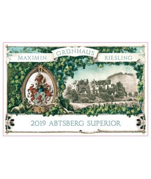 "ABTSBERG (M) ""Superior"" Riesling GL 2019 0,75L"