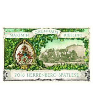 HERRENBERG (M) Riesling Spätlese GL 2016 0,75L