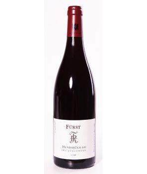 HUNDSRÜCK Spätburgunder (Pinot Noir) GG 2016 0,75L
