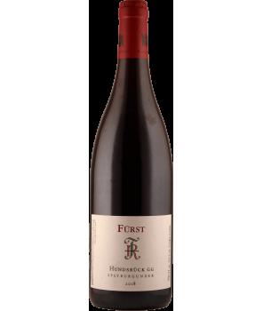HUNDSRÜCK Spätburgunder (Pinot Noir) GG 2017 0,75L