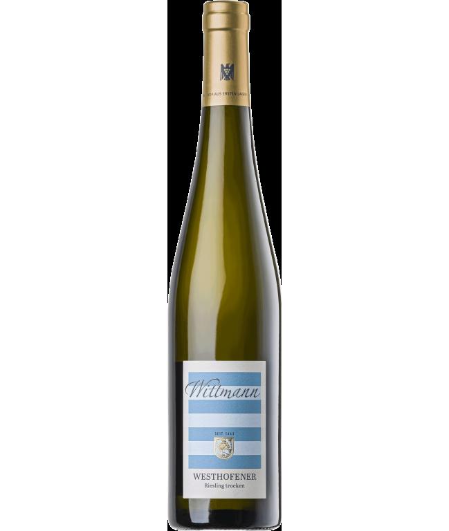 """""""Westhofener Riesling Trocken"""" OW 2016 0,75L"""