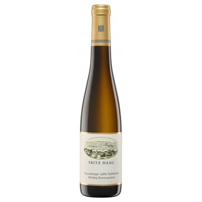"JUFFER SONNENUHR Riesling Beerenauslese ""Tonel 16"" GL 2007 0,75L"