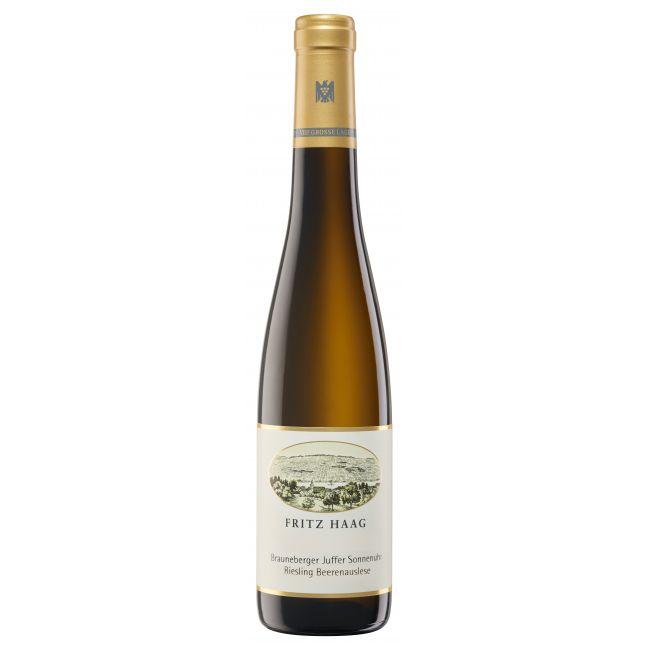 "JUFFER SONNENUHR Riesling Beerenauslese ""Tonel 16"" GL 2007 0,375L"