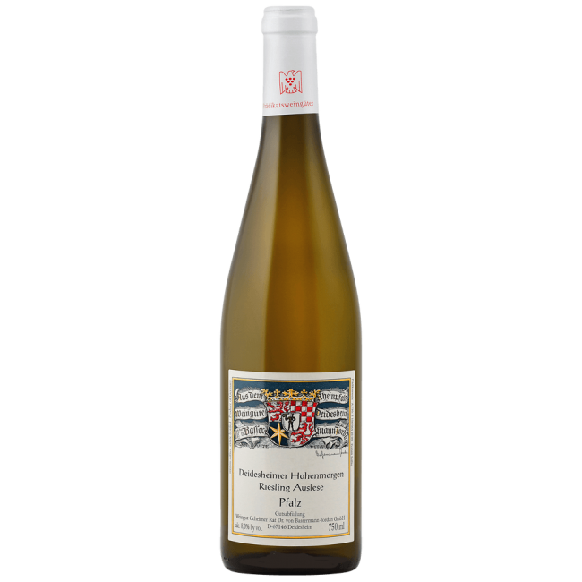 HOHENMORGEN GL Riesling Auslese 2009 0,375L