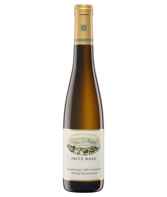 "JUFFER SONNENUHR Riesling Beerenauslese ""Tonel 16"" GL 2006 0,75L"