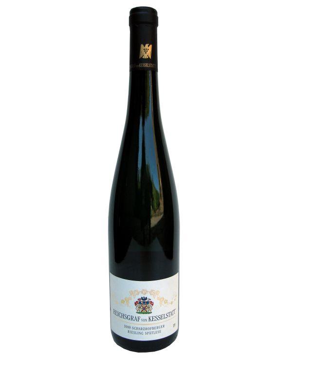 SCHARZHOFBERGER Riesling Spätlese GL 2009 0,75L