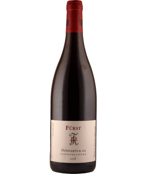 HUNDSRÜCK Spätburgunder (Pinot Noir) GG 2018 0,75L