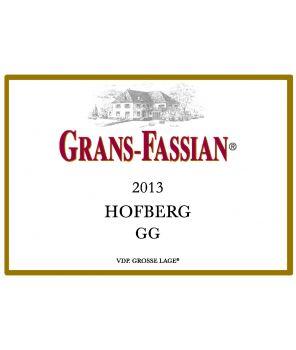 HOFBERG GG 2010 0.75l